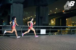 New Balance Marathon Social Media Campaign